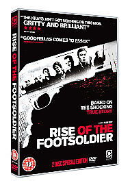 Footsoldier (DVD, 2007, 2-Disc Set)