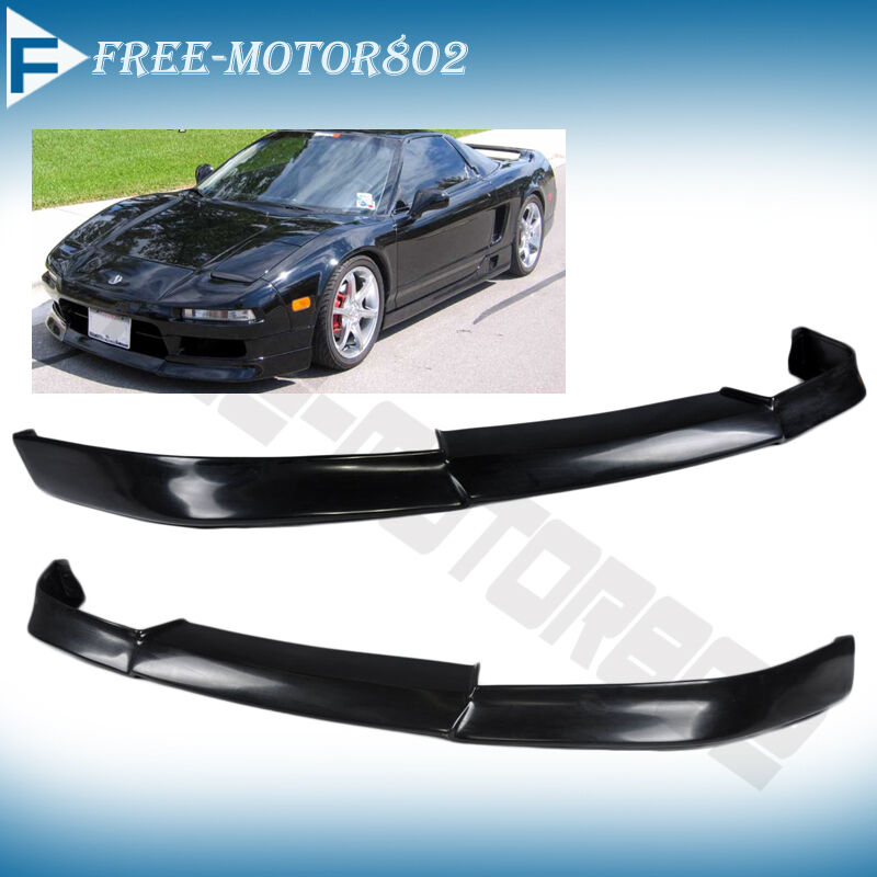 For 91-97 Acura NSX Front Bumper Lip Spoiler Body Kit JDM