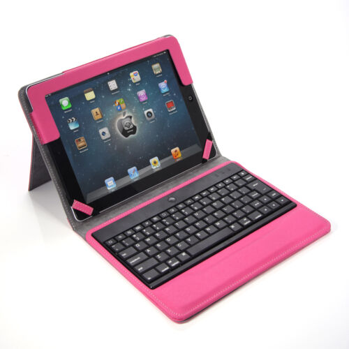For iPad 2 New 3 3rd Gen Rose Stand Leather Case Cover With Bluetooth Keyboard in Computers/Tablets & Networking, iPad/Tablet/eBook Accessories, Cases, Covers, Keyboard Folios | eBay