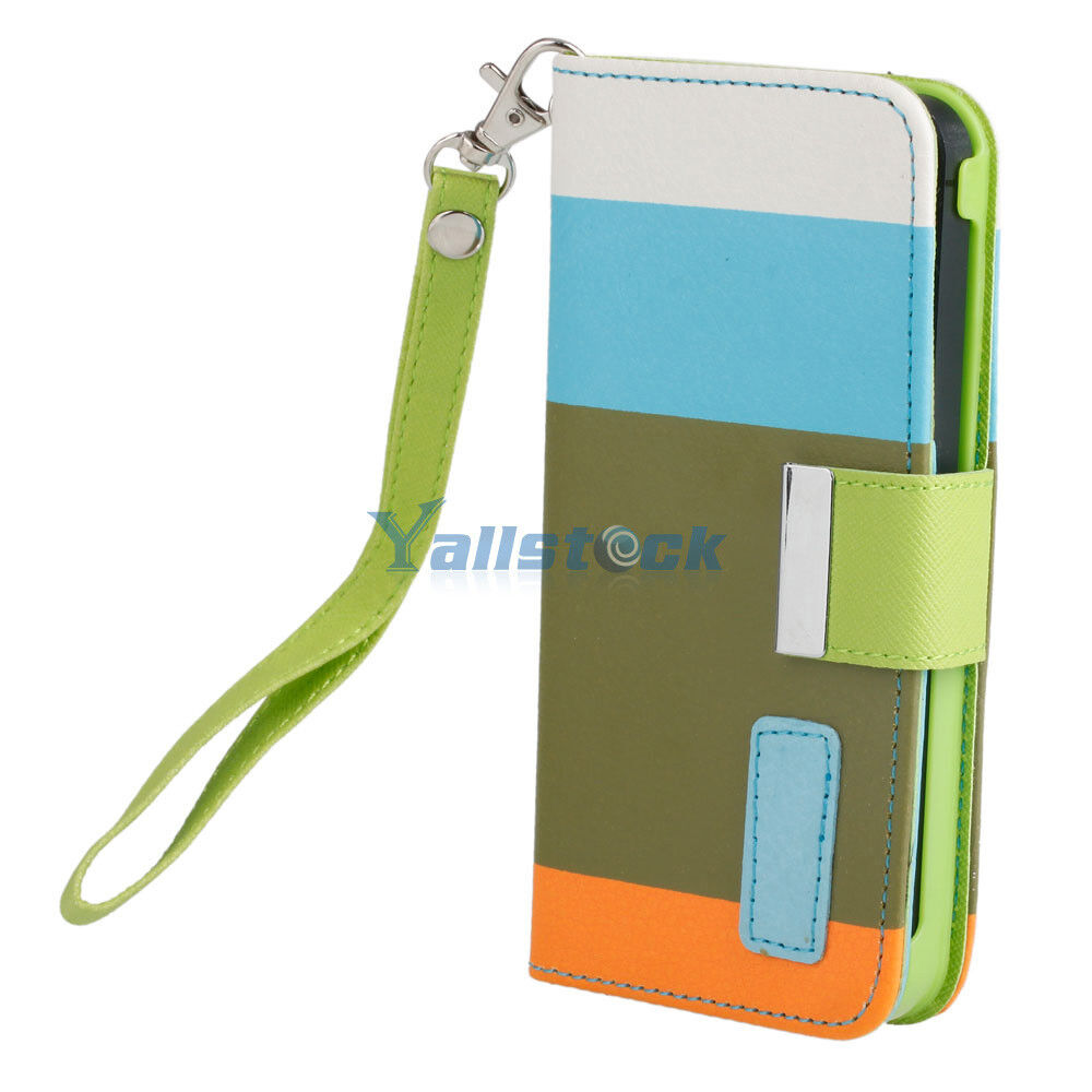 how to add a strap to a flip phone case