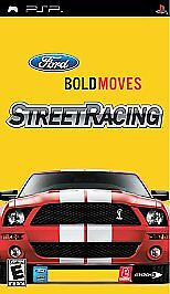 Ford Bold Moves Street Racing  (PlayStat...