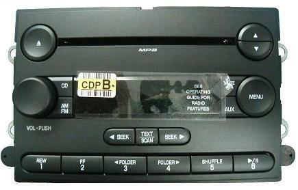 Ford Explorer 06 CD  Radio 6L2T 18C869 AK New