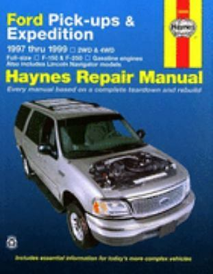 Ford Pickups and Expedition, Lincoln Navigator, 1997 1999 by J. H