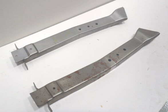 Ford Roadster Rumble Seat Hinge Brace Set 1930 1931