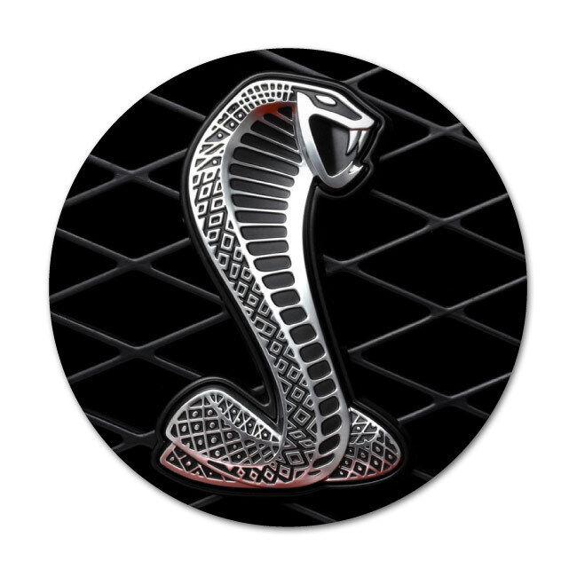 Ford Shelby Cobra car styling sticker 4 x 4