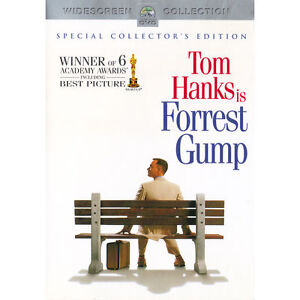Forrest Gump (DVD, 2001, 2-Disc Set, Col...