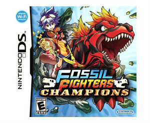 Fossil Fighters Champions  (Nintendo DS,...