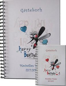 Fotoalbum Gaestebuch Geburtstag Geschenk Einladung Karte Deko 25 33 40