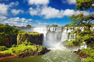 Fototapete-Igunassu-Falls-Argentinie-Nr-284-Groesse-420x270cm-Wasserfall-Natur