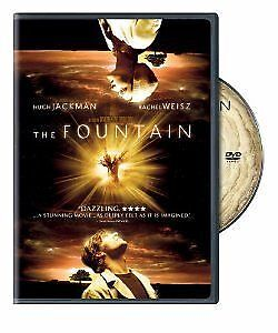 The Fountain (DVD, 2007, Full Frame)