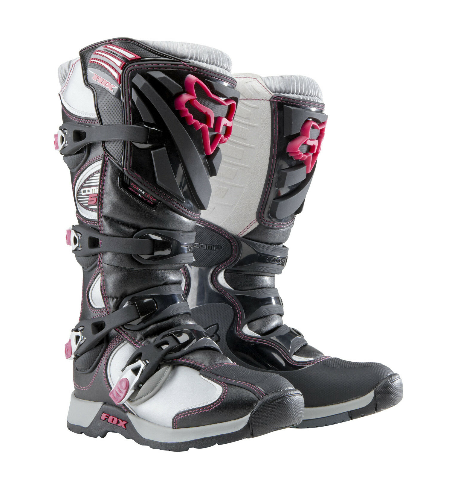 Ladies quad boots