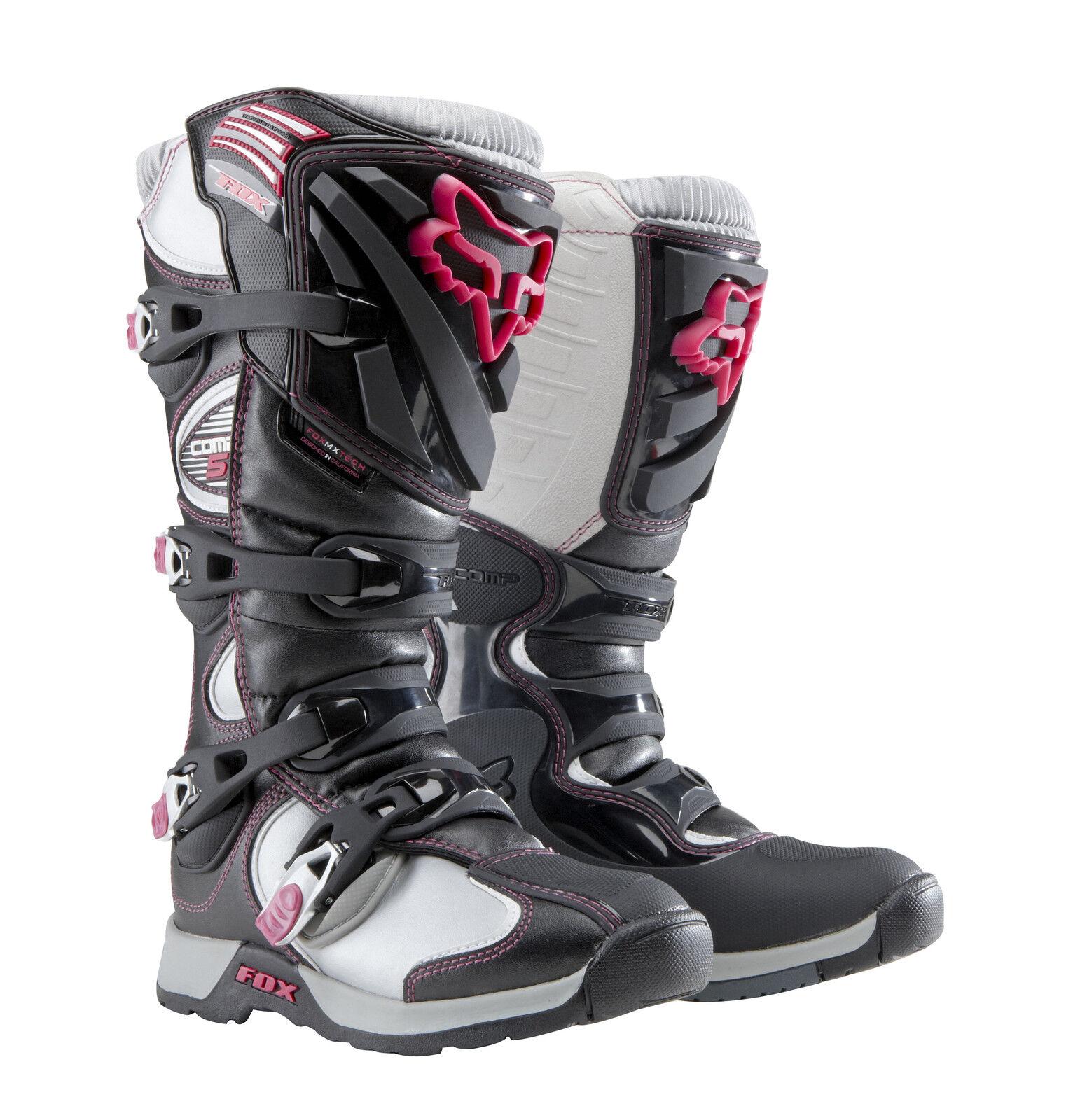 Ladies quad boots