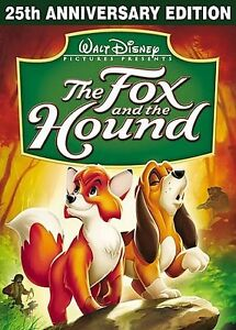 The Fox and the Hound (DVD, 2006, 25th A...