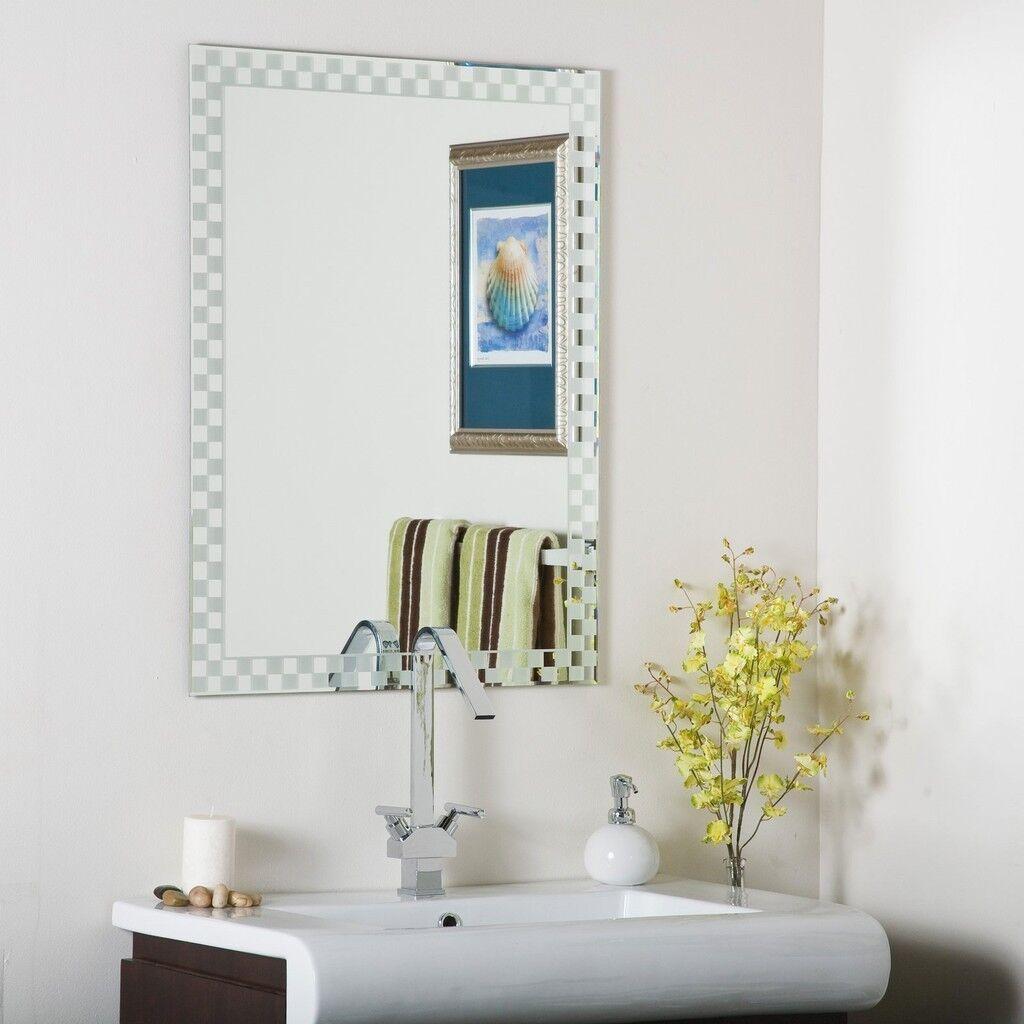 Bathroom Wall Decorations Bathroom Wall Mirrors