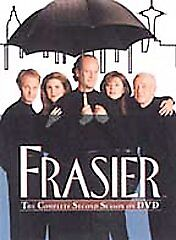 Frasier - The Complete Second Season (DV...