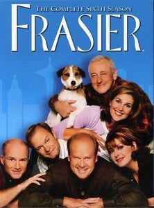 Frasier - The Complete Sixth Season (DVD...
