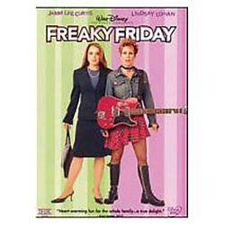 Freaky Friday (DVD, 2003)