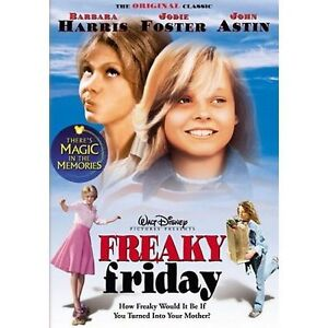 Freaky Friday (DVD, 2004)
