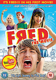 Fred - The Movie (DVD, 2011)