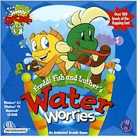 Freddi Fish and Luther's Water Worries (...