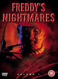 Freddy's Nightmares - Vol. 1 (DVD, 2003)