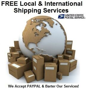 Free Local & International Shipping Services in Specialty Services, eBay Auction Services, Packing & Shipping | eBay