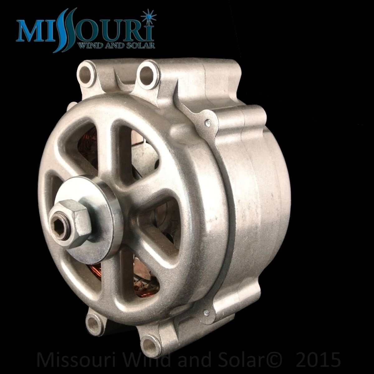 Details About Freedom Pmg 48 Volt Permanent Magnet Alternator Generator 4 Wind Turbine No Cog