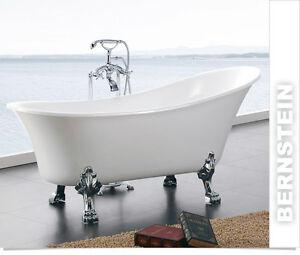 Freistehende Badewanne Inkl Armatur : Details zu Freistehende Badewanne PARIS 176x71 inkl. Armatur