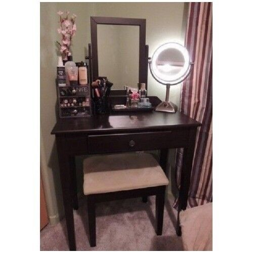 Bl Working Free Woodworking Plans Vanity Table