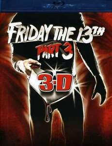 Friday the 13th - Part 3 (Blu-ray Disc, ...