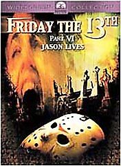 Friday the 13th - Part 6: Jason Lives (D...