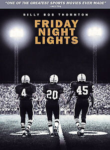 Friday Night Lights (DVD, 2005, Full Fra...