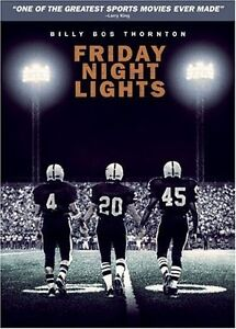 Friday Night Lights (DVD, 2005, Widescre...