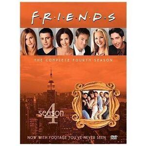 Friends - The Complete Fourth Season (DV...
