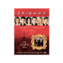 Friends - The Complete Second Season (DV...