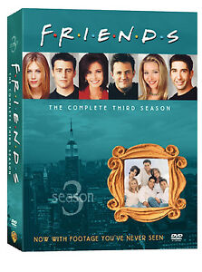 Friends - The Complete Third Season (DVD...