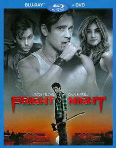 Fright Night (Blu-ray/DVD, 2011, 2-Disc ...