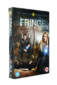 Fringe - Series 2 (DVD, 2010, Box Set)