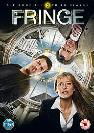 Fringe - Series 3 (DVD, 2011, 6-Disc Set...