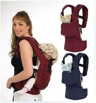 Front & Back Baby Gear Newborn Carrier Infant Braces Backpack Sling Wrap Strap in Baby, Baby Gear, Baby Carriers & Slings | eBay