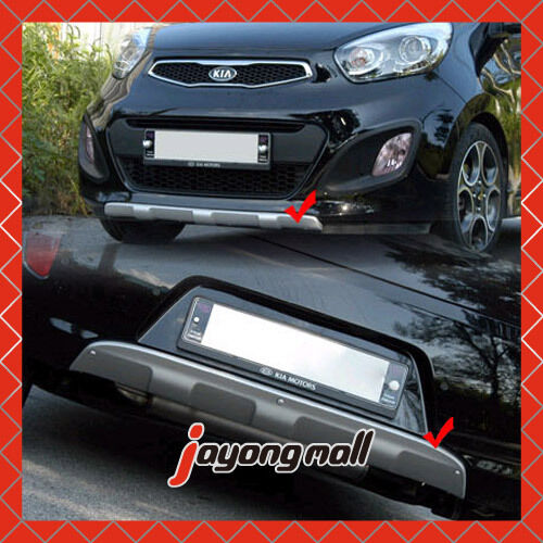 Diffuser Set 2 Pieces Fit Kia Picanto All New Morning 2011 2012