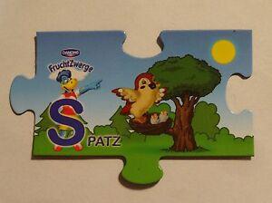 Fruchtzwerge-Magnet-2014-S-Spatz-Tiermagnete-Tiere-Puzzle-NEU-Magnete