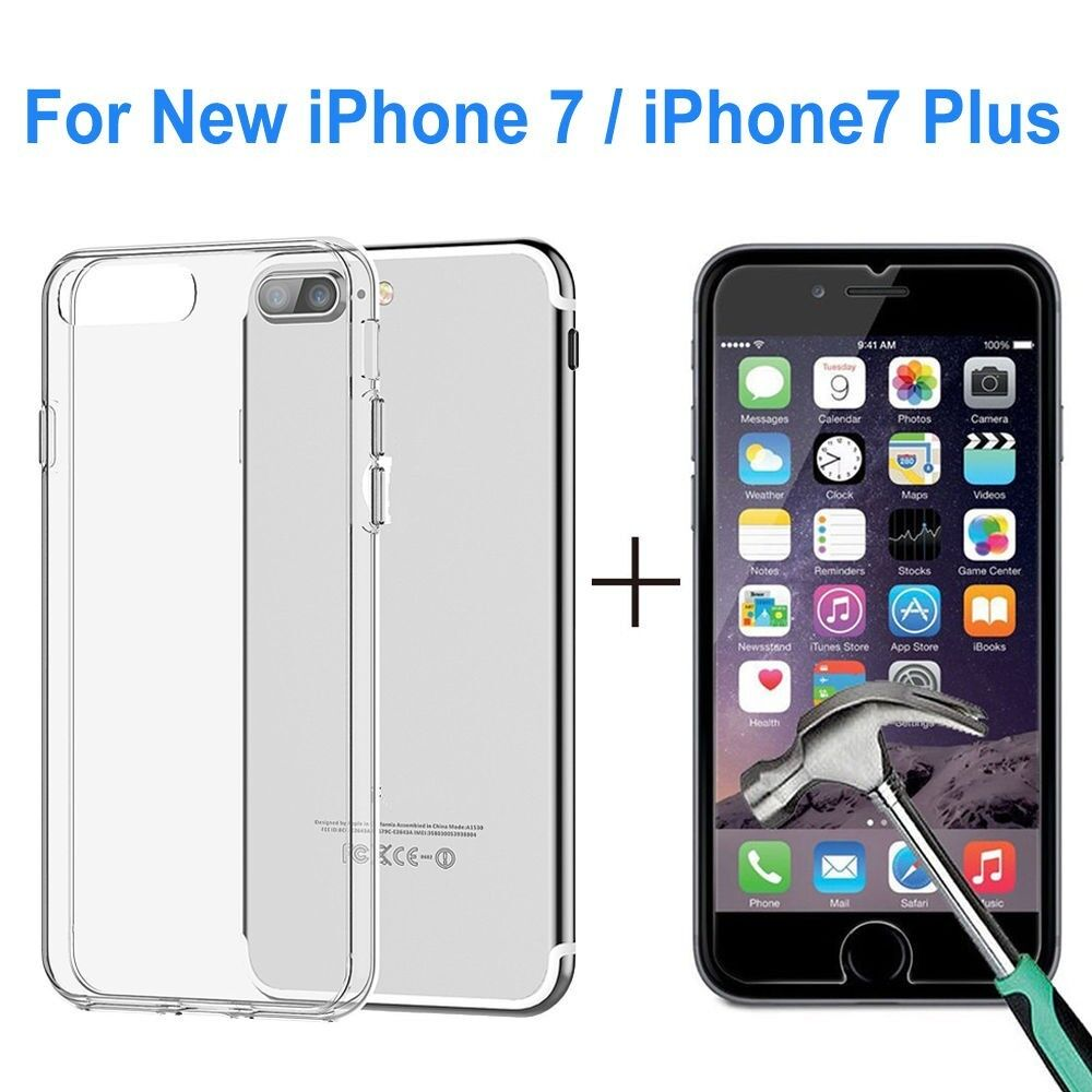for iphone 7 7s plus full protect tempered glass screen. Black Bedroom Furniture Sets. Home Design Ideas