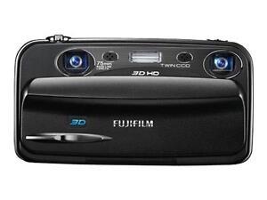 Fujfilm-Finepix-REAL-3D-W3-Kamera-Neu-Fuji-W-3-Zubehoerpaket-16Gb-AkkuTasche