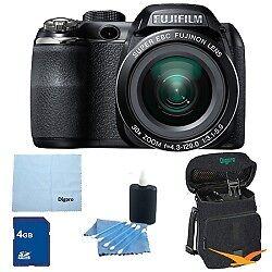 Fujifilm FinePix S4500 30x Optical Zoom 14 MP 3 inch LCD Digital Camera 4 GB Bun in Cameras & Photo, Digital Cameras   eBay