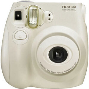 Fujifilm instax mini 7S Point and Shoot ...