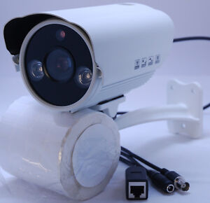 Full 720P Outdoor Super  HD IP 1.3MP Mega Pixels Network IP Camera
