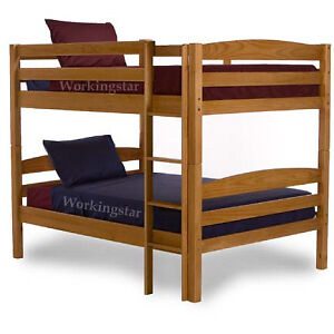 Full Bunk Bed Woodworking Plans Buy It Now Get It Fast | eBay