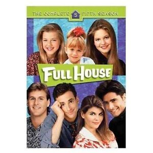 Full House - The Complete Fifth Season (...