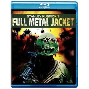 Full Metal Jacket (Blu-ray Disc, 2007, D...
